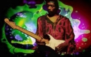 Media Guys Visual Music with Jimi Hendrix